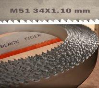 BLACK TIGER Bi Metal Durocut M51 34X11