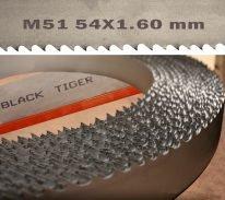BLACK TIGER Bi Metal Durocut M51 54X16