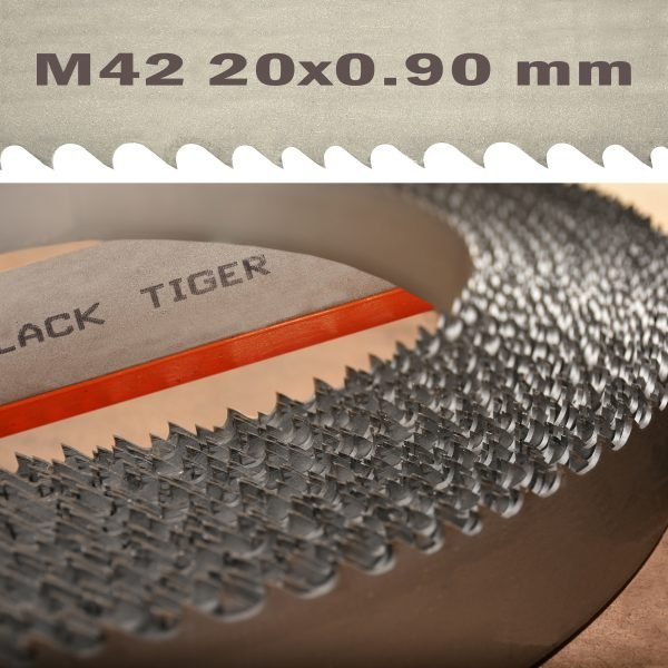 BLACK TIGER Bi Metal Multicut M42 20x0,90
