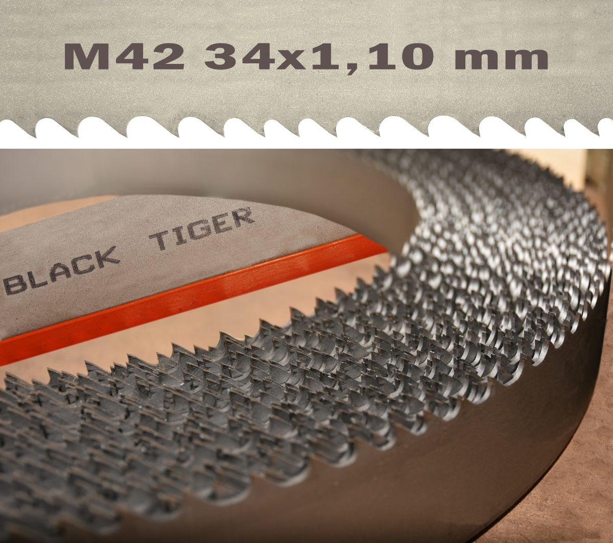 BLACK TIGER Bi Metal Multicut M42 34x1,10